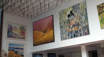 Photo of Art Gallery ขัวศิลปะ (Art Bridge) at บ้านขัวแคร่, เชียงราย, Thailand