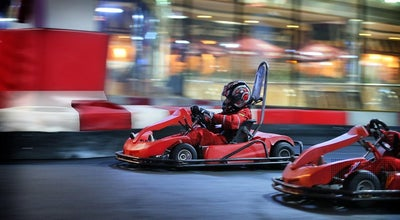 Photo of Go Kart Track IN10SO | إن تن سو at Sairafi Mega Mall, Jeddah 52224, Saudi Arabia