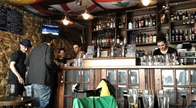 Photo of Bar The Wall at 51 Rue Lacépède, Paris 75005, France