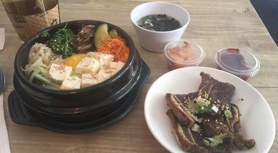 Photo of Korean Restaurant Ahri's Kitchen at 227 7th St, Jersey City, NJ 07302, United States