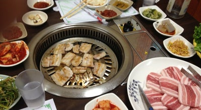 Photo of Korean Restaurant Jangwon 장원 at 708 Bloor St. W, Toronto, ON M6G 1L4, Canada