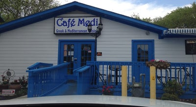 Photo of Greek Restaurant Cafe Medi at 129 Olive St, Keller, TX 76248, United States