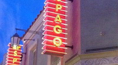 Photo of American Restaurant Spago at 3500 Las Vegas Blvd S, Las Vegas, NV 89109, United States