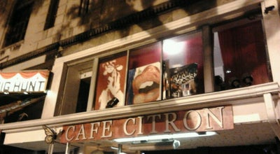 Photo of Nightclub Café Citron at 1343 Connecticut Ave Nw, Washington, DC 20036, United States
