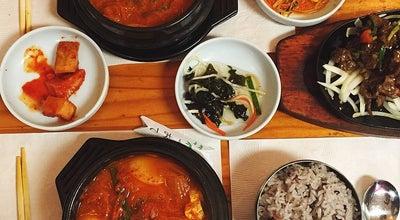 Photo of Korean Restaurant Ma-Po Restaurant at 3611 W 6th St, Los Angeles, CA 90020, United States