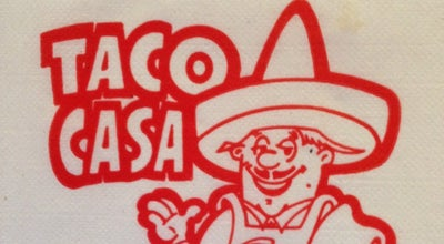Photo of Mexican Restaurant Taco Casa at 1423 Sw 6th Ave, Topeka, KS 66606, United States