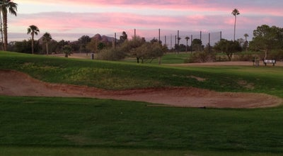 Photo of Golf Course Rolling Hills Golf Course at 1415 N Mill Ave, Tempe, AZ 85281, United States