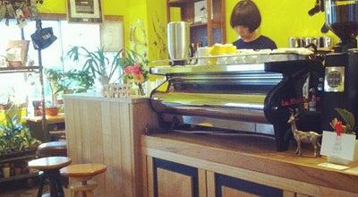 Photo of Cafe manu coffee 大名店 at 中央区大名1-1-3, 福岡市 810-0041, Japan