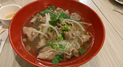 Photo of Vietnamese Restaurant Anh Dao at 383 Spadina Avenue, Toronto, ON M5T 2G6, Canada