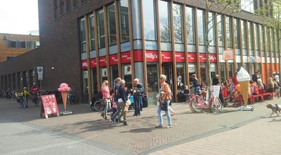 Photo of Ice Cream Shop Billy's Ice Cream at Stationsplein 28, Lelystad, Netherlands
