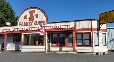 Photo of American Restaurant Mr. T's Cafe at 503 W Fir St, Mount Vernon, WA 98273, United States
