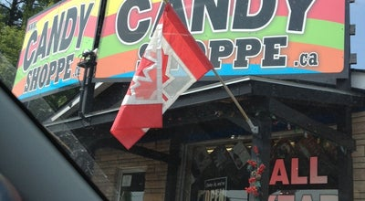 Photo of Candy Store Candy Shoppe South at Canada