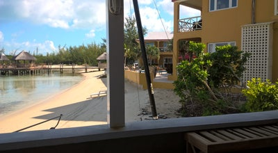 Photo of Caribbean Restaurant Exuma beach resort at Queens Highway, Exuma, Bahamas