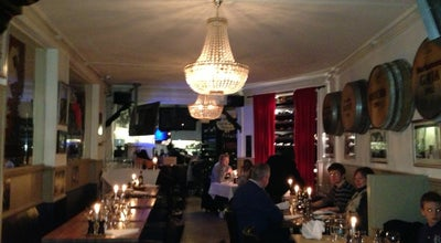 Photo of Italian Restaurant Restaurant Fabio at Falkoner Allé 56, Frederiksberg 2000, Denmark