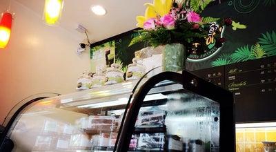 Photo of Coffee Shop Cafe' Amazon @PTT Somsak at ปั๊ม ปตท. ถนนนกแก้ว, กุดป่อง เมืองเลย, Thailand