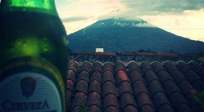 Photo of Beer Garden Sunset terrace bar at Guatemala