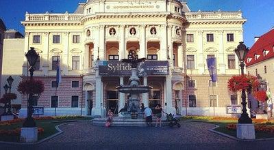 Photo of Opera House Historická budova SND | Historical Building of Slovak National Theatre at Gorkého 131/4, Bratislava 815 86, Slovakia