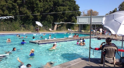Photo of Pool Rancho Rinconada Rec Center at 18000 Chelmsford Dr, Cupertino, CA 95014, United States