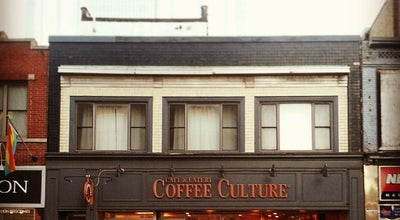 Photo of Coffee Shop Coffee Culture at 260 Dundas St., London, ON N6A 1G4, Canada