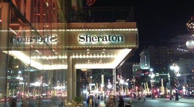 Photo of Hotel Sheraton New Orleans Hotel at 500 Canal Street, New Orleans, LA 70130, United States