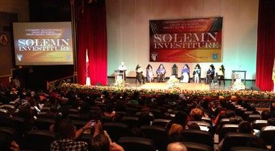 Photo of Performing Arts Venue UST Medicine Auditorium at St. Martin De Porres, Manila, Philippines
