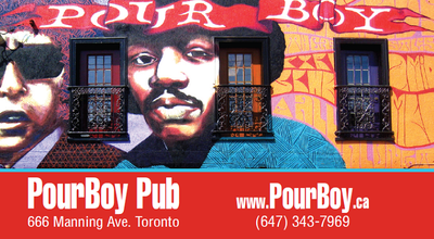 Photo of Pub Pour Boy - 666 Manning TORONTO at 666 Manning Ave, Toronto, ON M6G 2W4, Canada