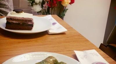 Photo of Dessert Shop Mevlana Pastanesi Babaeski at Fatih Caddesi No 14a, Kırklareli 39200, Turkey