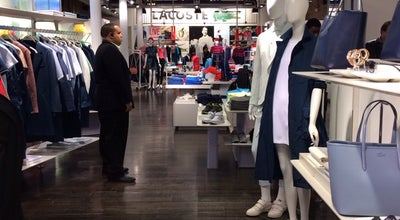 Photo of Clothing Store Lacoste at 541 Broadway, New York, NY 10012, United States