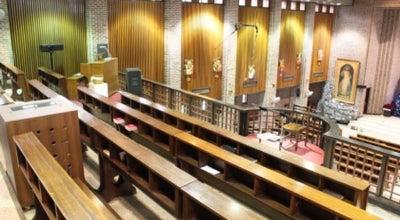 Photo of Church 천주교 원미동성당 at 원미구 조종로49번길 31, 부천시, South Korea