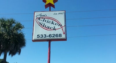 Photo of Fried Chicken Joint Tom's Chicken Shack at 901 E Main St, Bartow, FL 33830, United States