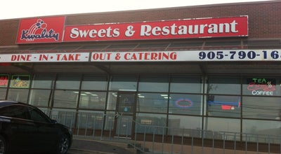 Photo of Indian Restaurant Kwality Sweets at 2150 Steeles Ave East, Brampton, ON, Canada