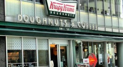 Photo of Donut Shop クリスピー・クリーム・ドーナツ 新宿サザンテラス店 at 代々木2-2-2, 新宿区 151-0053, Japan