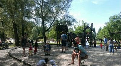 Photo of Playground Speeltuin at Provinciaal Domein Kessel-lo, Kessel-Lo 3010, Belgium