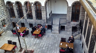 Photo of Cafe Diyarbakır Evi at Dört Ayaklı Minare, Diyarbakır, Turkey