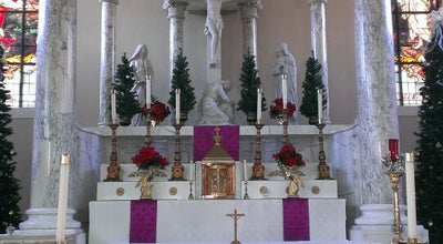 Photo of Church St. John's Catholic Chapel at 604 E Armory Ave, Champaign, IL 61820, United States