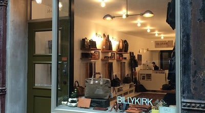 Photo of Men's Store BILLYKIRK at 16a Orchard St., New York, NY 10002, United States