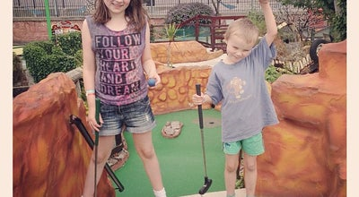 Photo of Golf Course Adventure Golf at Adventure Island, Sunken Gardens, Western Esplanade, Southend-On-Sea SS1 1EE, United Kingdom