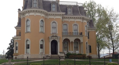 Photo of Historic Site Culbertson Mansion State Historic Site at 914 E Main St, New Albany, IN 47150, United States