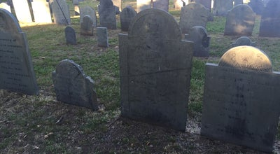 Photo of Church Old Burying Ground at Main Street, Essex, MA 01929, United States