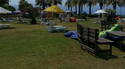 Photo of Beach Bar Marca Beach Club at Karaova Mh. Yuvam Sitesi Sahili, Kuşadası 09400, Turkey