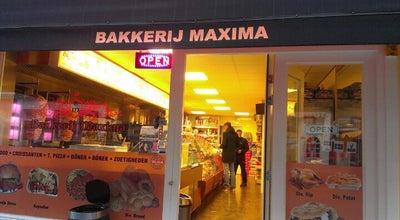 Photo of Bakery Bakkerij Maxima at Prins Hendrikstraat 78, Den Haag 2518 HV, Netherlands