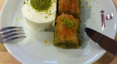 Photo of Dessert Shop öz gaziantep at Turkey
