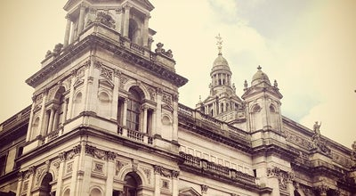 Photo of Monument / Landmark City Chambers at 80 George Square, Glasgow G2 1DU, United Kingdom