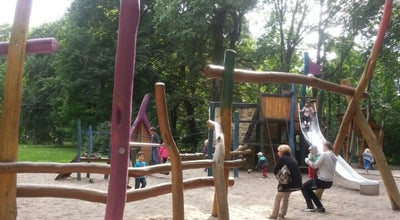 Photo of Playground Spielplatz am Schlossteich at Germany