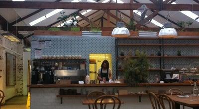 Photo of Cafe East Elevation at 351 Lygon St, Melbourne, VIC, VI, Australia