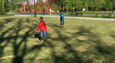 Photo of Playground Abernathy Greenway Park and Playground at 70 Abernathy Rd, Sandy Springs, GA, United States