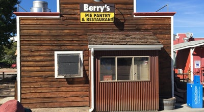 Photo of American Restaurant Berry's Pie Pantry & Restaurant at 230 N Virginia St, Prescott, AZ 86301, United States