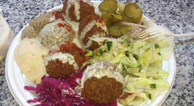 Photo of Falafel Restaurant Oasis at 161 N 7th St, Brooklyn, NY 11211, United States