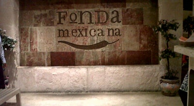Photo of Mexican Restaurant Fonda Mexicana at Circuito Centro Comercial 2251, Naucalpan de Juárez 53100, Mexico