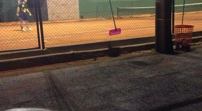Photo of Tennis Court Cancha de Tenis at Paraguay